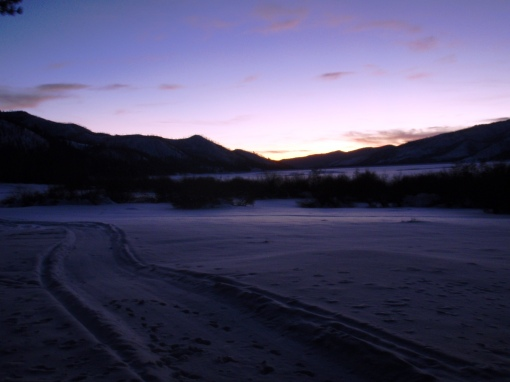 Vallecito Sunsets are pretty sweet!